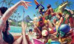 League of Legends - Pool Party! by alvinlee