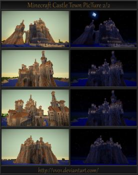 MC Castle town 2 of 2 by VV01