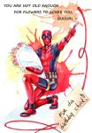 HB from Deadpool by RinaIzumo