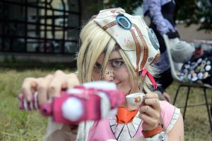 Tiny Tina cosplay - Borderlands 2 by MaryMustang01