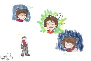 Oliver Expressions by bea1332