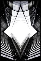 Mirror Building by roundy666