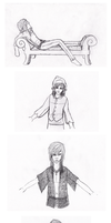 The Royal Servant: Old Character Sketches by ISherri-sanI