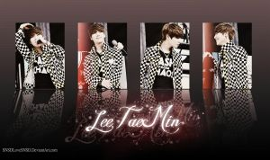 Lee TaeMin Wallpaper by SNSDLoveSNSD