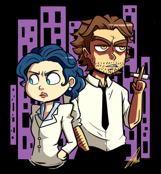 The Wolf among Us by Frammur