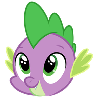 Excited Spike by Pikamander2