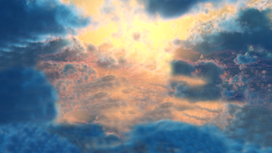 Clouds wallpaper by Vuenick