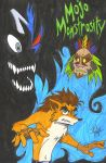 Mojo Monstrosity Cover by Rinkusu001