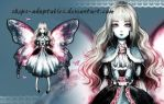 Butterfly Adoptable Auction [Closed] by skips-adoptables
