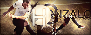 Gonzalo Higuain Real Madrid Player by PowerGFX96