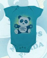 Mommy's Little Panda by bionikdesign