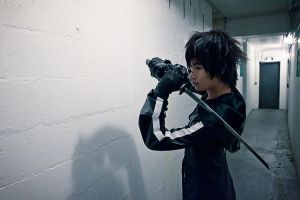 Kaito - Black Rock Shooter by updaterequired