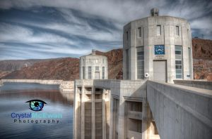 Hoover Dam - Arizona by Crystalsm