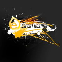 esport Hosting logo by undergoo