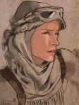 Star Wars: The Force Awakens Rey by PBTGOART