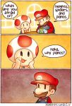 Mario - Haha Why by KataChan