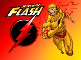 Reverse Flash by Superman8193