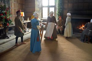 Haddon Hall Tudor Christmas 2015 (14) by masimage