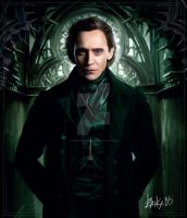 Sir Thomas Sharpe by PreyaStarle