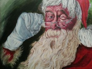 Santa Clause by majorstephen52