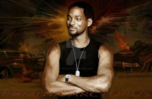 Will Smith by Mitia-Arcturus
