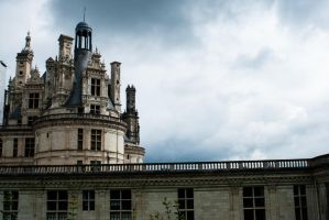 Chateau de Chambord, part IV by Kaltenbrunner