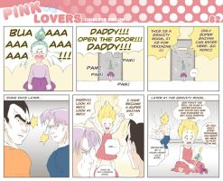 Pink Lovers 82 -S9- VxB doujin by nenee