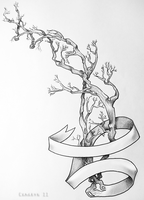 Tree of Life Design by Camaryn