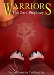 The Dark Prophecy Cover by TheKittyCola