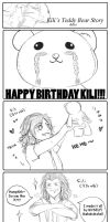 Kili's Teddy Bear Story (1/4) by youyanwuzhu