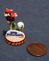 Mario Bros. 3 Mini Diorama by DannArte