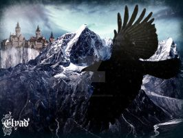 Where My Ravens Fly ... by elyadthepain