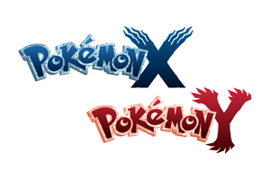 Pokemon Logo Design Concept: Pokemon XY by starwingcorona
