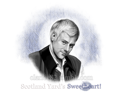 Greg Lestrade - Scotland Yard's Sweetheart by RedPassion