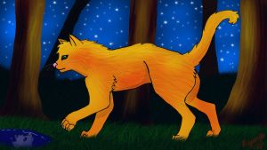 firestar by elricbrothers123