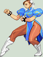 Chun li Again? by Providenceangle
