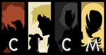Baccano! x RWBY: Team CLCM by FrozenStrike