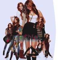 miley blend 05 by unmatchededition
