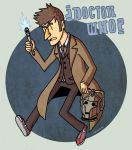 Hello! I'm the Doctor! Doctor who? Just the Doctor by mikelodigas