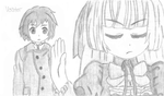 Talk to the hand, Kujou by Voster