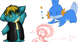 Another Random iScribble yay by ShadowMunchlax