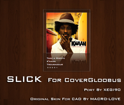 SLICK for CoverGloobus by xegi90