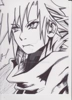 Cloud Strife by 1BetaOne
