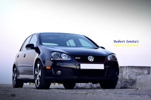 VW Golf V GTI - 2 by Roby0309
