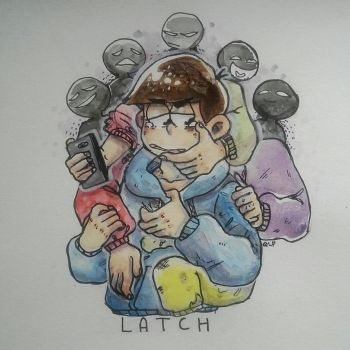 Latch by Quite-Lovely-Puzzles