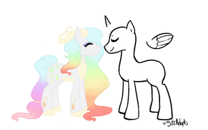 Special SomePony Contest: Luminous Horizon Closed by CitrusSkittles