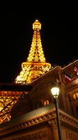 Paris in Vegas by elpappy