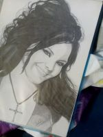 Anette Olzon - Nightwish by slainpower26