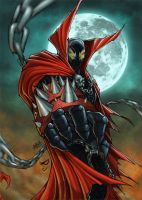 Spawn by RecklessHero
