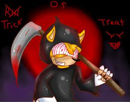 Fleetway the reaper by XAcethekiddX